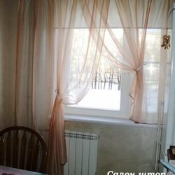 Классическая и римская шторы