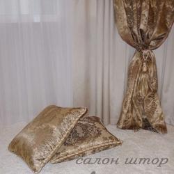 Кисти и шнуры в текстильном декорировании